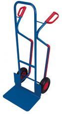 Stahlrohr Sackkarre mit Gleitkufen, Tragkraft: 250 kg