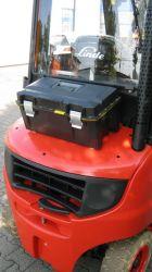 Werkzeugbox mit Magnetfuß