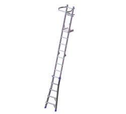 LKW Enteisungsleiter 12 Stufen
