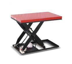 Stationärer Hubtisch mit Einfachschere