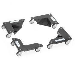 Dreieck-Transportroller