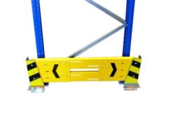 Rammschutz-Planke