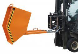 Kippbehälter KK für Stapler - Kastenförmige Mulde