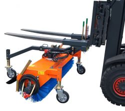 Anbau-Kehrmaschine Economy