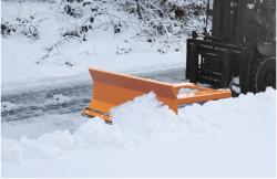 Schneeschieber mit Gummischürfleiste -Eco-, Verschiedene Schild- und Räumbreiten