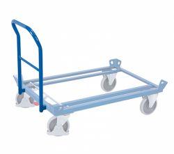 Schiebebügel für Palettenfahrgestell - Passend für alle Fahrgestelle