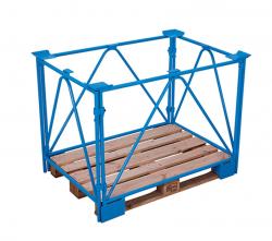 Palettenaufsatz 3S - Auflast: 2.000 kg