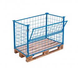 Palettenaufsatz 4S - Auflast: 1.000 kg