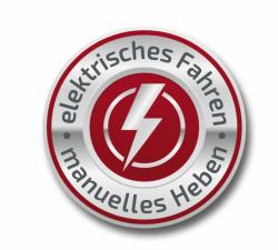Elektrischer Plattform-Hochhubwagen