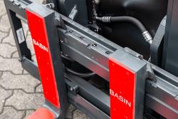 Gabelzinken mit BASIN-Antirutsch-Beschichtung FEM IIA, TF: 1.900 kg / GZ-Q:100x35mm