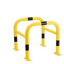 Pfosten-Anfahrschutz gelb