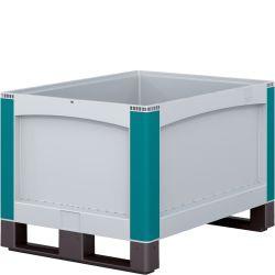 BITO Schwerlastbehälter mit geschlossenen Seitenwänden