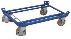 Palettenfahrgestell 1.800 kg - Polyurethanräder
