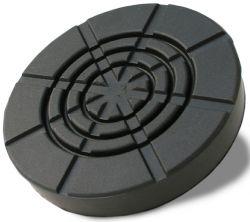 Gummiauflage für Getriebeheber, Zum Schutz des Unterbodens