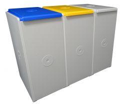 Mülleimer für cleanTower Mobil - In verschiedenen Ausführungen