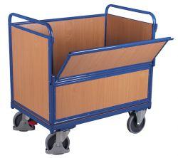 Holzkastenwagen, Tragkraft: 500 kg