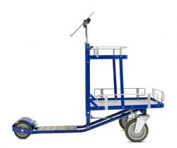 Industrieroller / Betriebsroller / Tretroller Carry