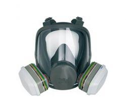 Atemschutzvollmaske / Atemschutz im Betrieb