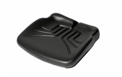 Sitzpolster mit PVC Bezug