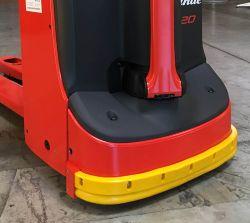Passive Fußschutzleiste für Mitgänger-Fahrzeuge: Für Nieder- und Hochhubwagen von Linde