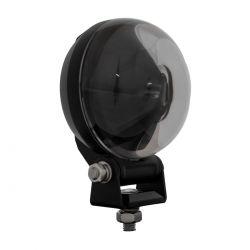 LED Warnzonenleuchte, Markiert Gefahrenzonen in einem 180° Halbkreis