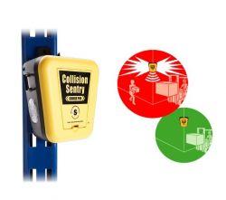 Collision Sentry - NEU: Optische und akustische Warnleuchte